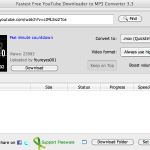 Fastest Free YouTube Downloader